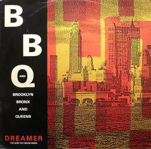 Cover - Brooklyn, Bronx & Queens Band, The: Dreamer