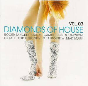 Cover - Kris Menace: Diamonds Of House Vol. 03