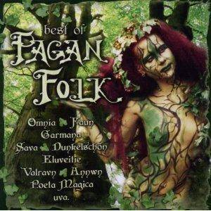 Cover - Dunkelschön: Best Of Pagan Folk