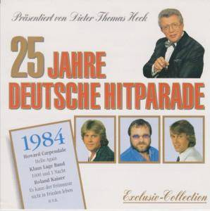 deutsche single hitparade 1984