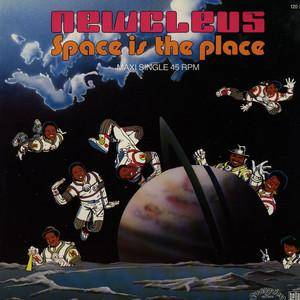 Cover - Newcleus: Space Is The Place