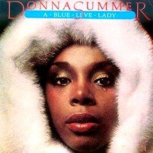 Donna Summer: Blue Live Lady - Live 1983, A - Cover