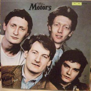 The Motors: Approved By The Motors (LP) - Bild 2