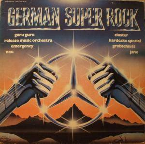 German Super Rock - Cover