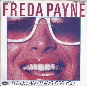 Cover - Freda Payne: I'll Do Anything For You