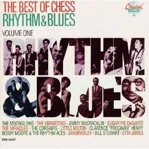 Cover - Corsairs, The: Best Of Chess Rhythm & Blues Volume 1, The