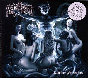 Belphegor: Lucifer Incestus - Cover