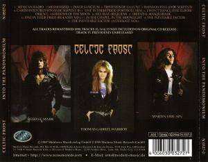 Celtic Frost: Into The Pandemonium (CD) - Bild 3