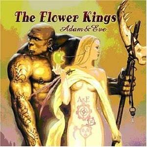 Cover - Flower Kings, The: Adam & Eve