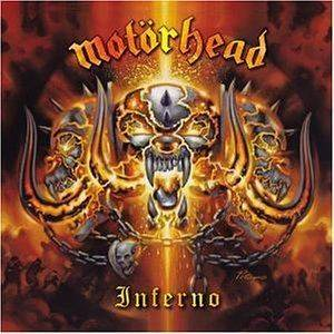 Motörhead: Inferno - Cover