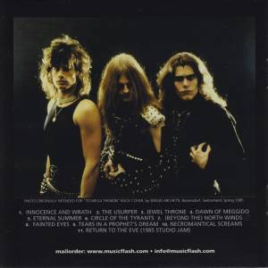 Celtic Frost: To Mega Therion (CD) - Bild 2