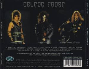 Celtic Frost: To Mega Therion (CD) - Bild 3