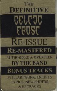 Celtic Frost: To Mega Therion (CD) - Bild 6