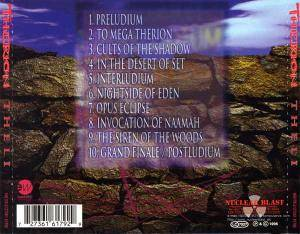 Therion: Theli (CD) - Bild 2