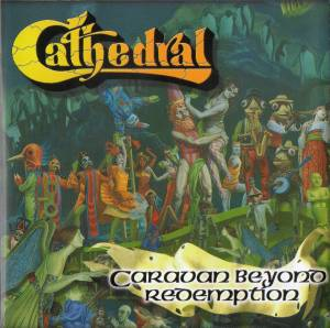 Cover - Cathedral: Caravan Beyond Redemption