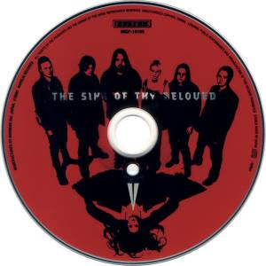 The Sins Of Thy Beloved: Perpetual Desolation (CD) - Bild 3