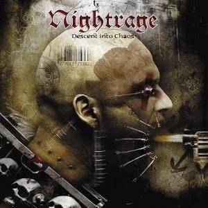 Nightrage: Descent Into Chaos (CD) - Bild 1