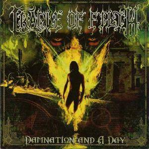 Cradle Of Filth: Damnation And A Day - Cover