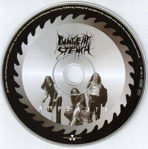 Pungent Stench: Ampeauty (CD) - Bild 5