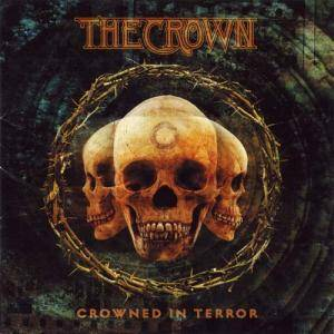 The Crown: Crowned In Terror (CD) - Bild 1