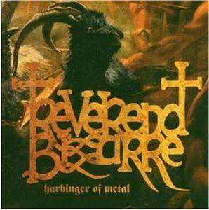 Reverend Bizarre: Harbinger Of Metal - Cover