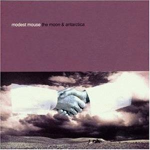 Modest Mouse: Moon & Antarctica, The - Cover