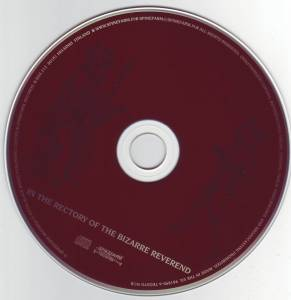 Reverend Bizarre: In The Rectory Of The Bizarre Reverend (2-CD) - Bild 3