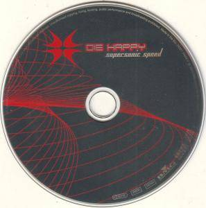 Die Happy: Supersonic Speed (CD) - Bild 2