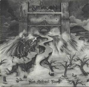 Satyricon: Dark Medieval Times - Cover
