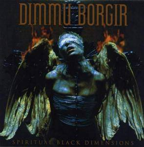Dimmu Borgir: Spiritual Black Dimensions - Cover