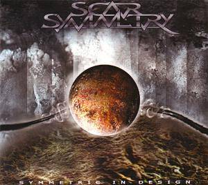 Scar Symmetry: Symmetric In Design (CD) - Bild 1