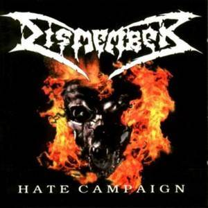 Dismember: Hate Campaign - Cover