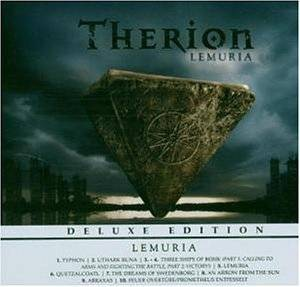 Therion: Lemuria / Sirius B (2-CD) - Bild 1