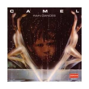 Cover - Camel: Rain Dances