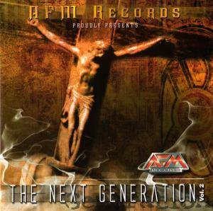 Cover - Paradox: AFM Records Proudly Presents - The Next Generation Vol. 2