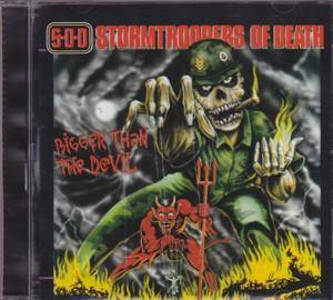 S.O.D.: Bigger Than The Devil (CD) - Bild 3