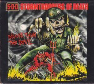 S.O.D.: Bigger Than The Devil (CD) - Bild 1