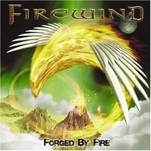 Firewind: Forged By Fire - Cover