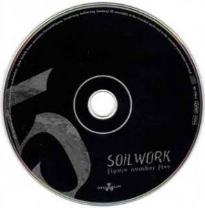 Soilwork: Figure Number Five (CD) - Bild 3