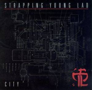 Strapping Young Lad: City - Cover