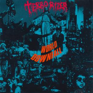 Cover - Terrorizer: World Downfall