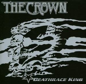 The Crown: Deathrace King - Cover