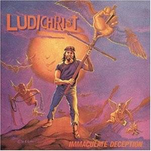 Ludichrist: Immaculate Deception - Cover