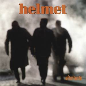 Helmet: Aftertaste - Cover