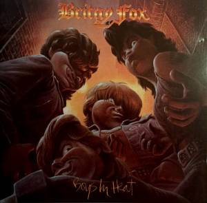 Britny Fox: Boys In Heat - Cover