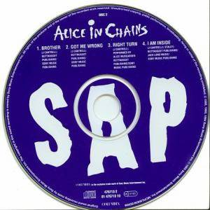 Alice In Chains: Jar Of Flies / Sap (2-Mini-CD / EP) - Bild 4