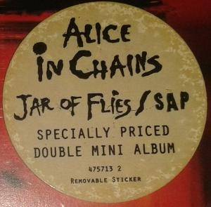 Alice In Chains: Jar Of Flies / Sap (2-Mini-CD / EP) - Bild 5