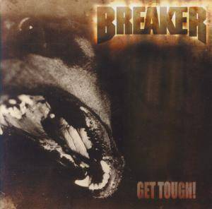 Breaker: Get Tough! - Cover