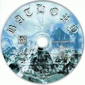 Bathory: Nordland II (CD) - Bild 3