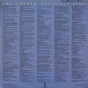Joe Cocker: Sheffield Steel (LP) - Bild 3